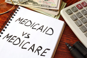 Medicaid vs Medicare